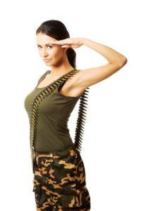 הסרת שיער בלייזר לחיילים